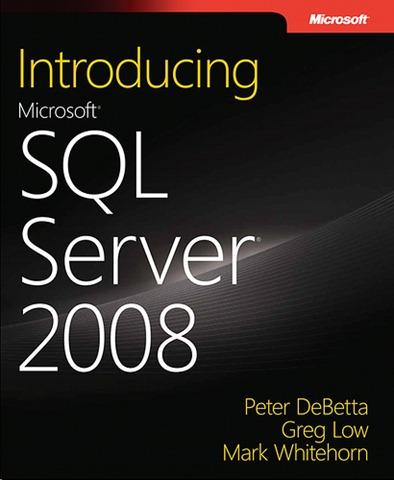 libro SQL 2008
