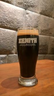 Una cerveza artesanal!